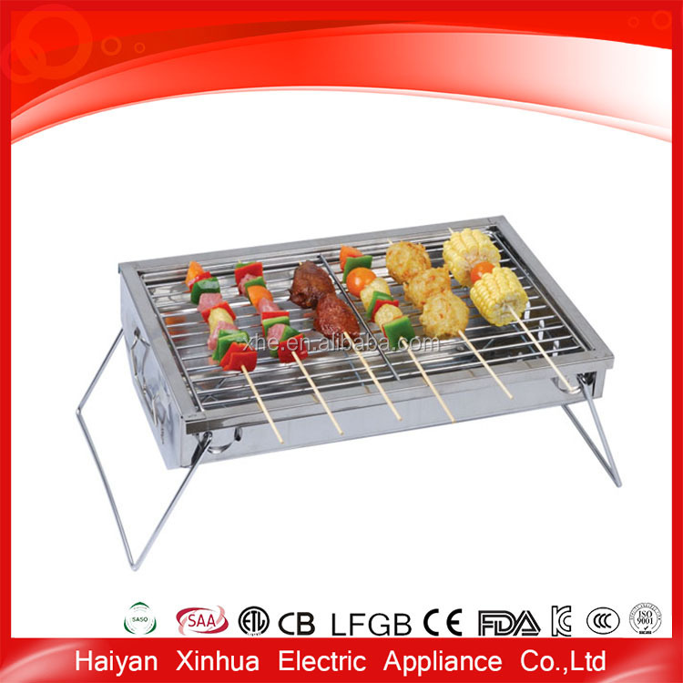 China supplies new products 2016 assured quality new design bbq grills tools