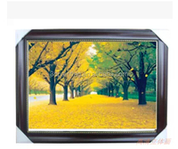 3D lenticular painting for home decoration