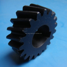 Good Tensile strength nylon gear set Ertalon helical gear wheel worm wheel