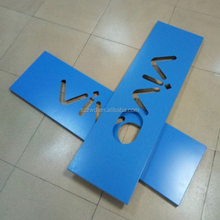 custom sheet metal laser cutting fabrication metal work