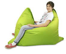 extra guest bed Sit-On-It Giant Bean Bags in Olive Green