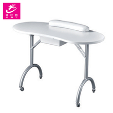 Foldable Beauty Nail Table / Manicure Table