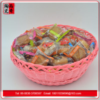 high quality cheap candy woven basket kitchen accessories