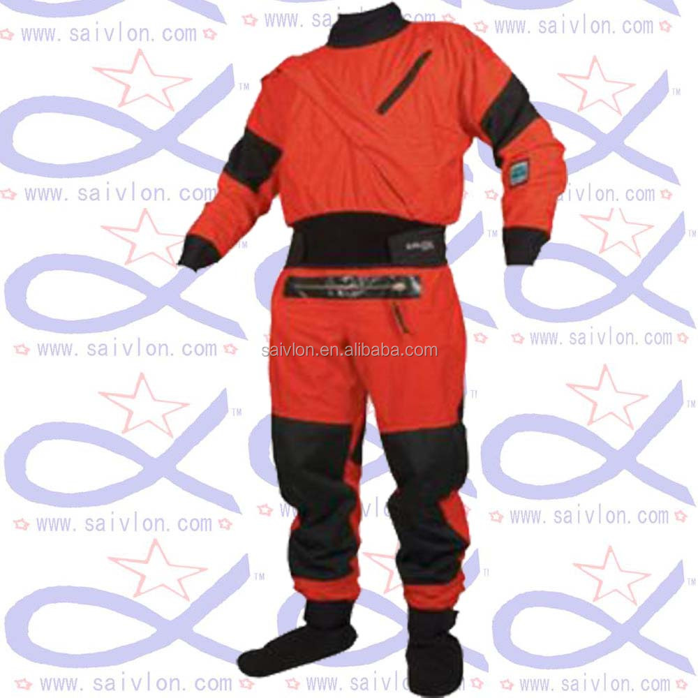 kayaking dry suit , Nylon drysuits for surfing
