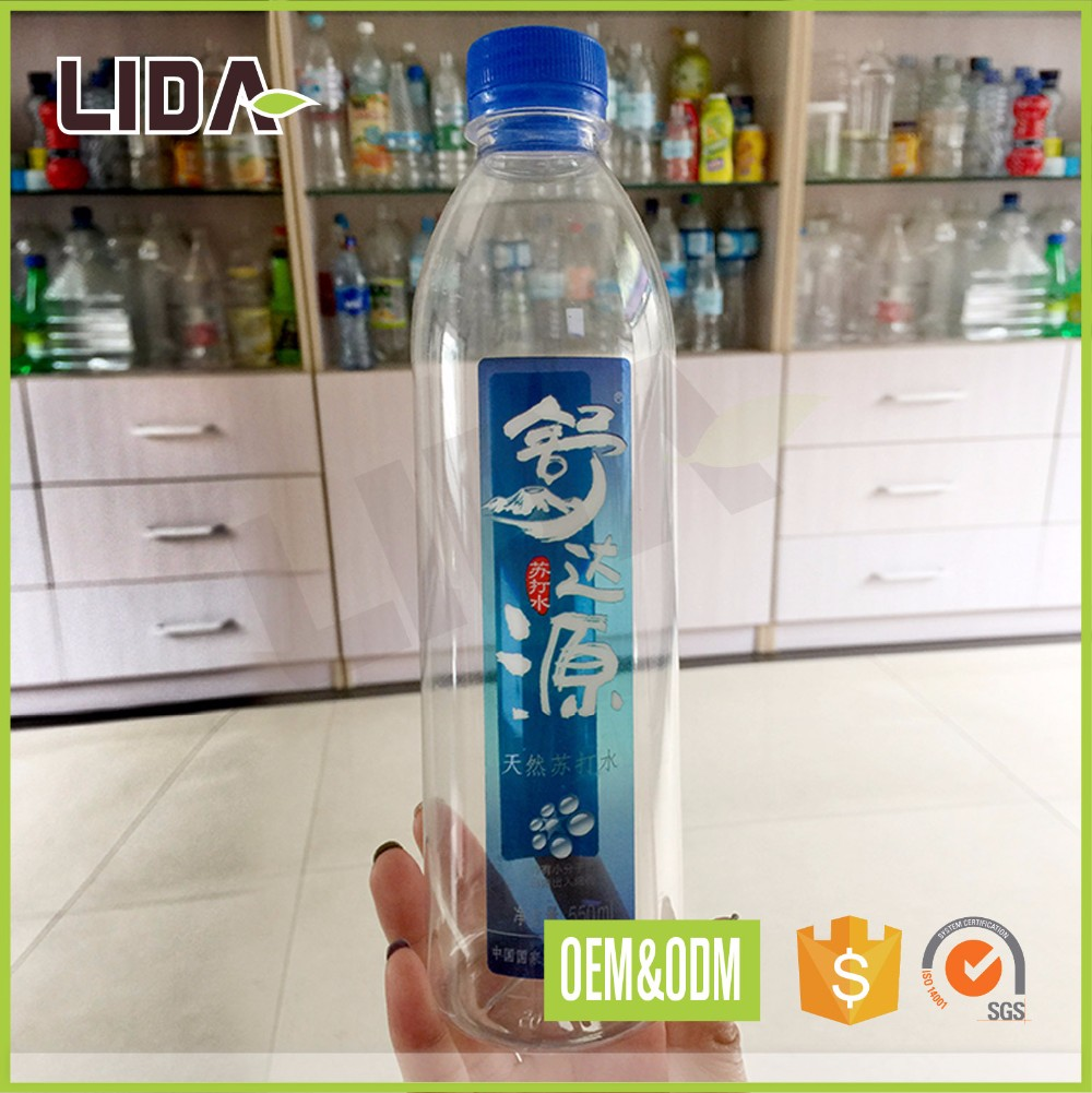 Waterproof color printing shrink wrapping roll bottle label sticker
