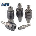 Air tools quick disconnect couplings pneumatic quick coupler Japanese type coupling fittings