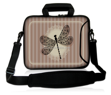 neoprene laptop bag 13 15 17 inch computer shoulder bag notebook sleeve PC bag 15.6 for men& women for dell/ hp/ lenovo