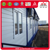 Sandwich panel container home used as office