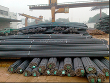 10mm-32mm TMT bar/ steel reinforcing bars price for construction