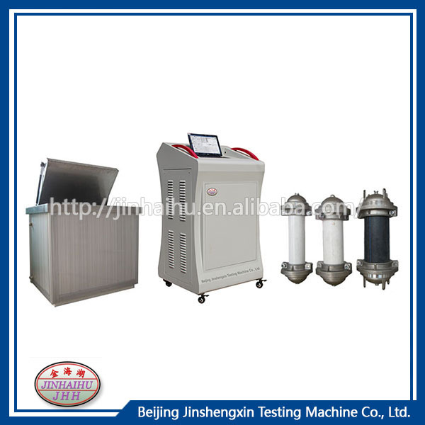 China wholesale market agents hydrostatic pipe pressure test/pump flow tester