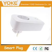 Wireless WIFI Smart Electric Plug Home Used with Universal Plug and CE ROHS