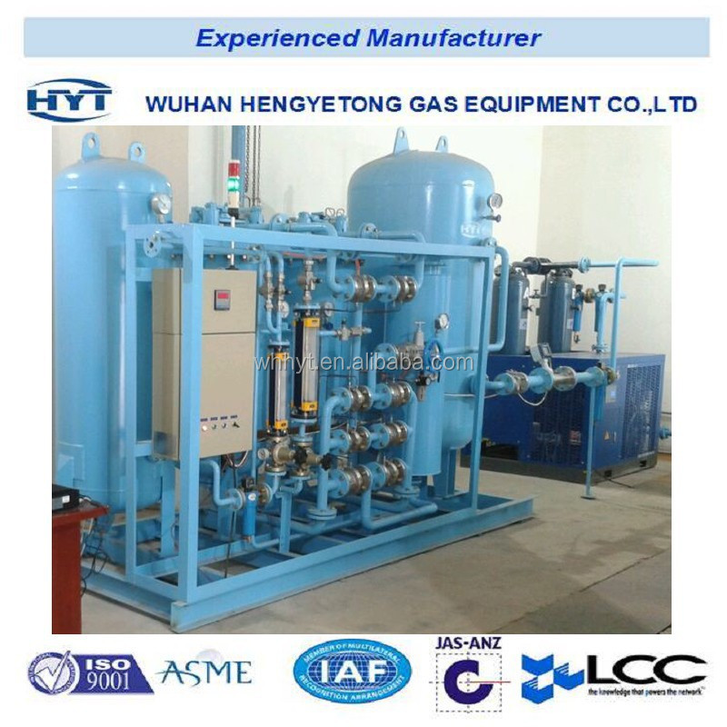 Reliable VPSA Based Oxygen Generating Plant