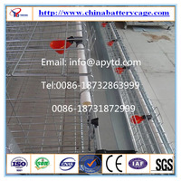 multi-tier cage battery cage caging system