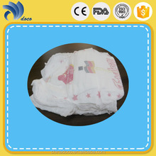 OEM free samples cheap training pants sleepy disposable baby diaper