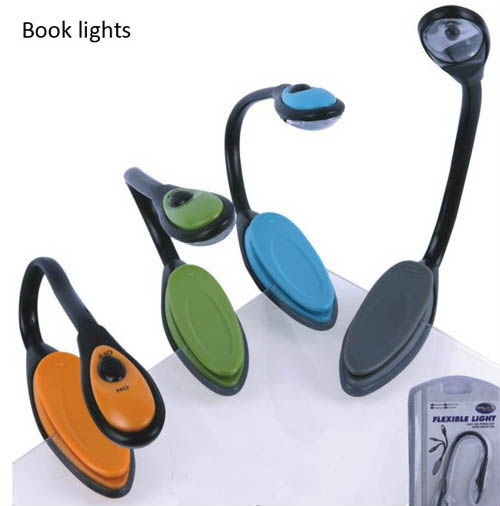 mini book light