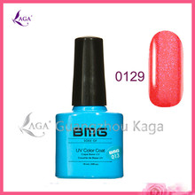 BMG transpirable empapa cracked nail polish