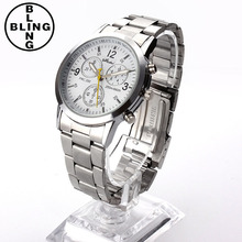 >>>Watch For Men High Luxury Brand Causal Bussiness Watches Quartz Stainless Steel Wristwatches/