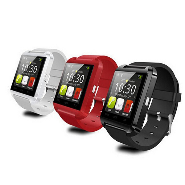 New Arrival Android Smart Watch 2015 wireless bluetooth Watch Phone Android 4.4 for <strong>apple</strong> Iphone5S & android phone