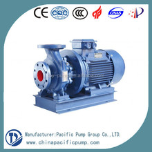 Water pump manufacturer ISW horizontal centrifugal electric water pump,pipeline booster pump