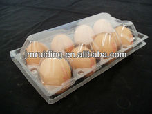 6 8 10 12 caves clear plastic egg tray