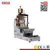 Semi automatic box overwrapping packing machinery