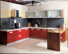 2015 MDF KITCHEN CABINET MADE IN CHINA
