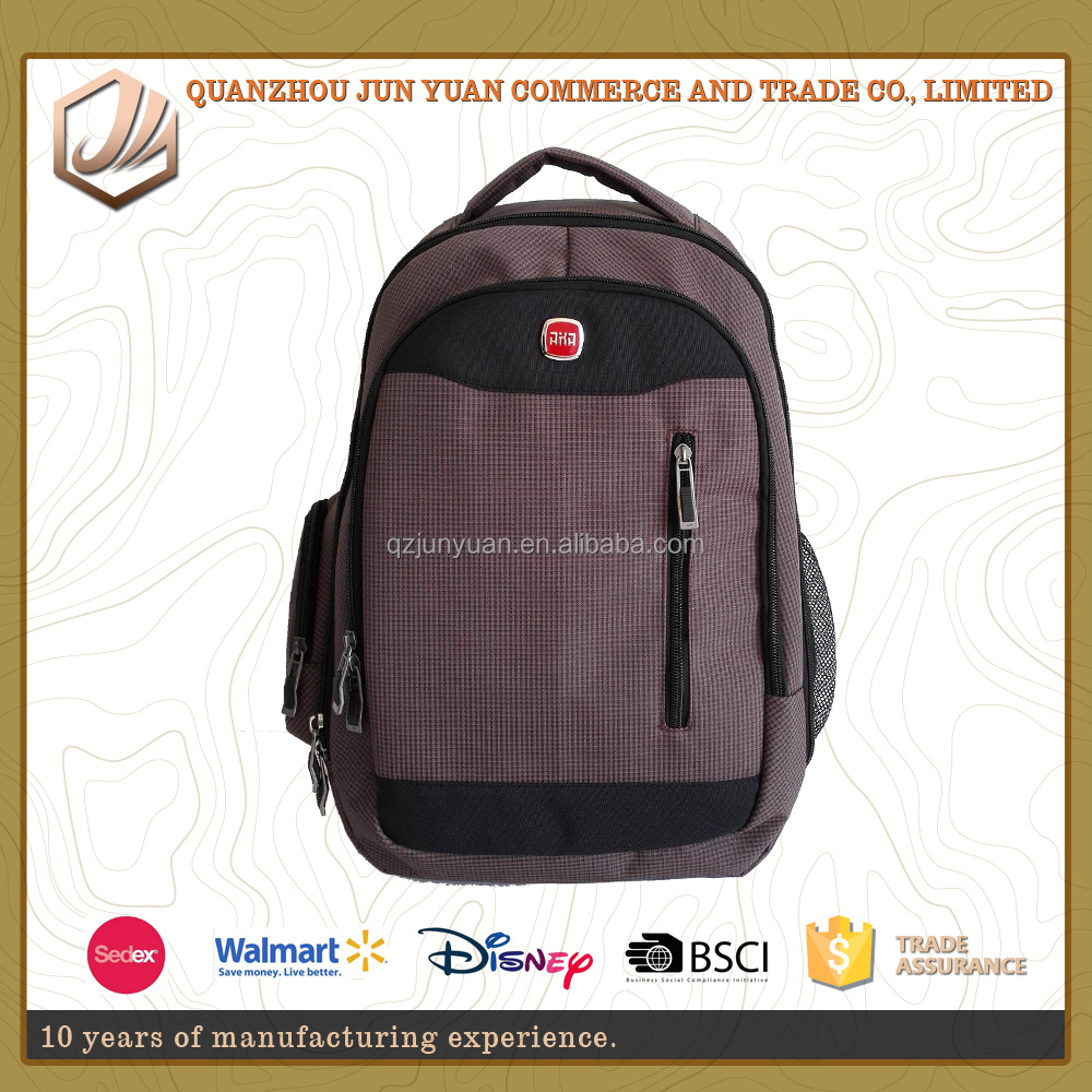 High quality custom designer laptop backpack rain cover