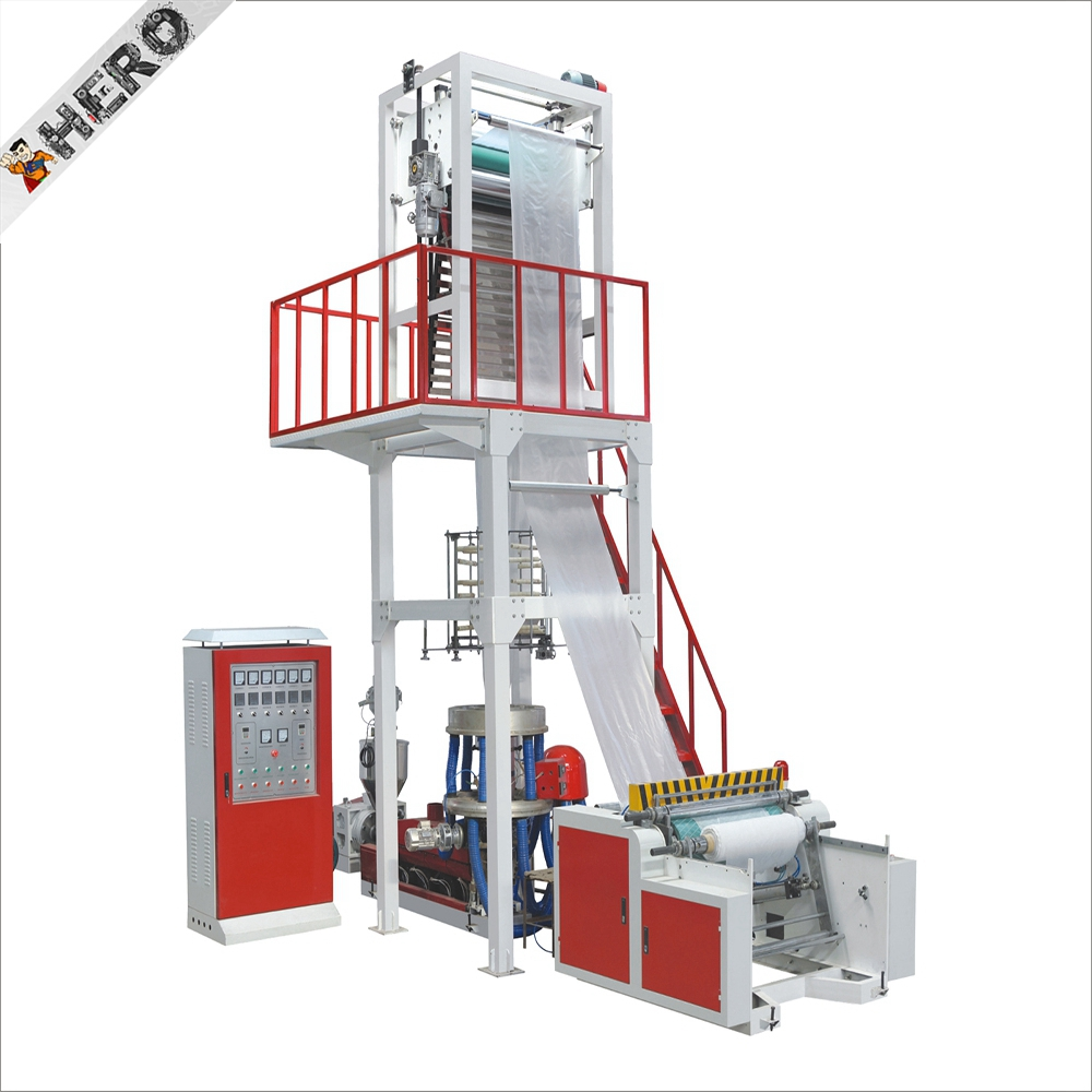 GOOD pp pe film plastic recycling granulator machine
