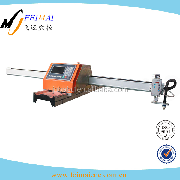 cnc iron copper steel metal portable plasma cutting machine