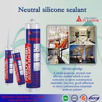 Neutral Silicone Sealant/silicone sealant for kingspan panels/ auto glass silicone sealant