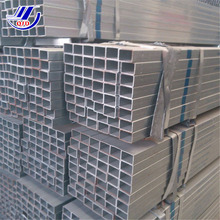 GI rectangular with pipe list fob tianjin hot dip gi welded square tube astm a369