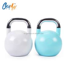 TOP1 GYMMAX Wholesale Selling Weight Training Pink Kettlebell Set