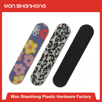 WSH brand Luxury stainless steel babies pedicure foot nail file