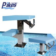 Swimming Pool Products Starting Blocks Two Steps