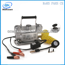 Metal air compressor, car tyre inflator, mini air compressor