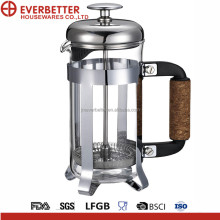 Borosilicate glass french coffee press