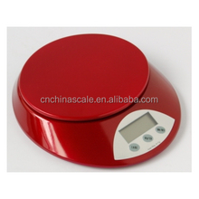 2017 hot sale digital ABS scale with big bowl electronic kitchen scale