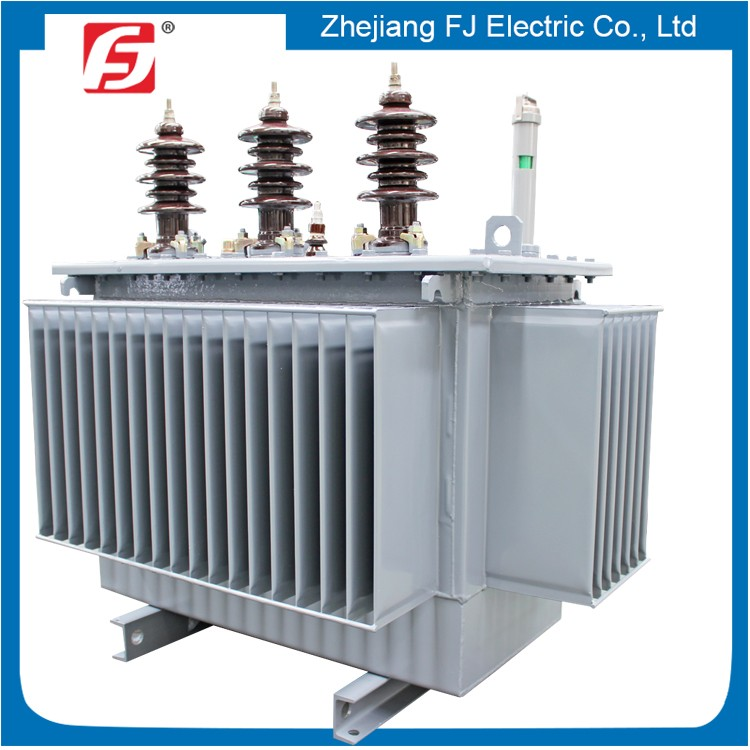 High Voltage 33KV Power Supply Three Phase Oil Immersed Step Down 1500KVA Distribution Transformer