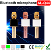 2017 wireless headphone KTV Karaoke Mini Bluetooth Microphone Portable Amplifier With Wireless Microphone
