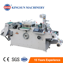 KINGSUN WQM-420 Label Sticker Cutting Machine