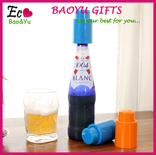 Chinese Silicone Wine Glass Stoppe Protect Cover Wine Bottle Cover