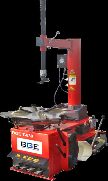 BGE T-830 Automatic Car Tyre Changer with explosive inflation
