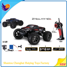 TOY 2016 BIG Promotion!High quality cars kids 1:12 2.4G 4 wheel drive rc trucks toys car