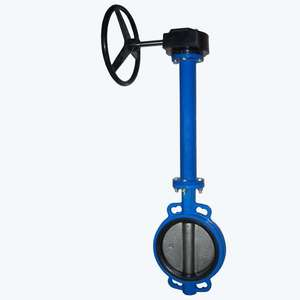 10 inch lug fisher type butterfly valve