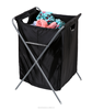 X Frame Foldable Laundry Basket
