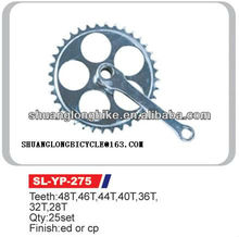 2012 High Quality Bike chainwheel and crank