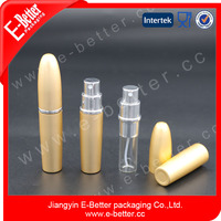 BE-03-6 Attractive Aluminum Cosmetic Bottle