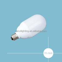 China hot sale high quality modern T5 high power full spiral shape energy saving lamp