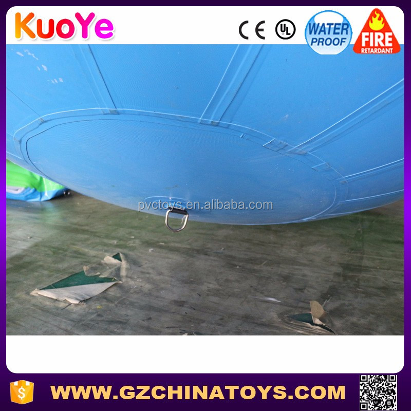 High quality customized floating water spinner inflatable saturn water toy for sale