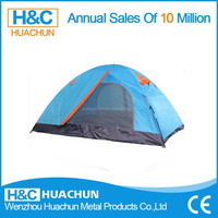 HC-CT012 Hot sale aluminum outdoor tent, heated camping tent
